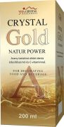 Crystal Gold Natur Power, 200 ml.