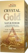 Crystal Gold Natur Power, 500 ml.