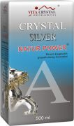 656  Crystal Silver Natur Power 500ml