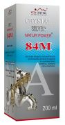 646  Crystal Silver Natur Power 84M, 200 ml.