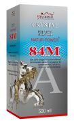 647  Crystal Silver Natur Power 84M, 500 ml.